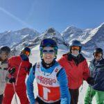 Gruppe Skiweekend 2021